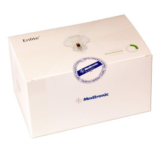 Сенсор для мониторирования глюкозы Enlite ММТ-7008