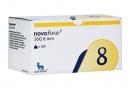 Иглы НовоФайн 30G 8 мм №100 (NovoFine)