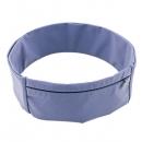 INSULA Lock- пояс для ношении помпы с молнией, серо-голубой, M (66-80 см)