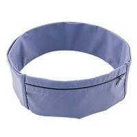INSULA Lock- пояс для ношении помпы с молнией, серо-голубой, S (56-66 см)