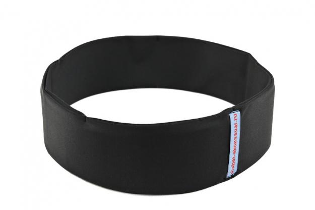 Пояс INSULA (черный) XL (105-140 см)