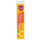 Конфеты Hypofree апельсин, в тубусах 18 шт